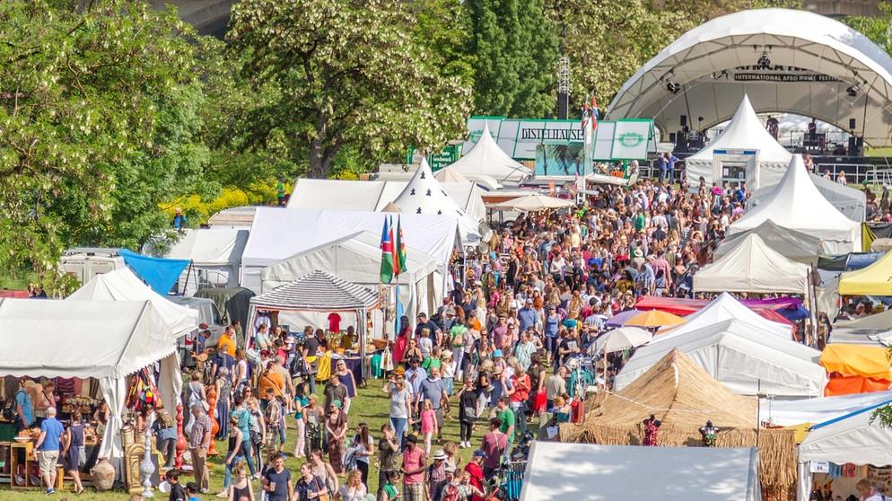 Africa Festival Würzburg 2020