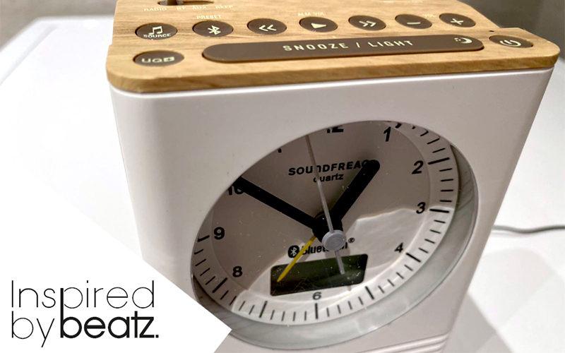 Soundfreaq Uhr